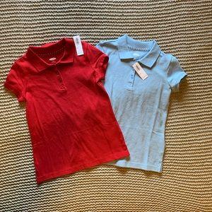 Girls Collared Shirts